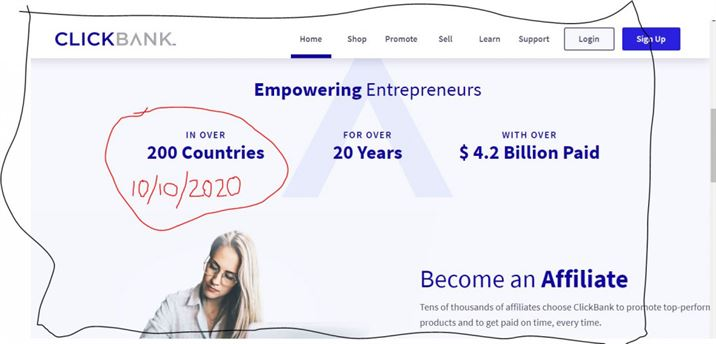 ClickBank-in-200-Countries